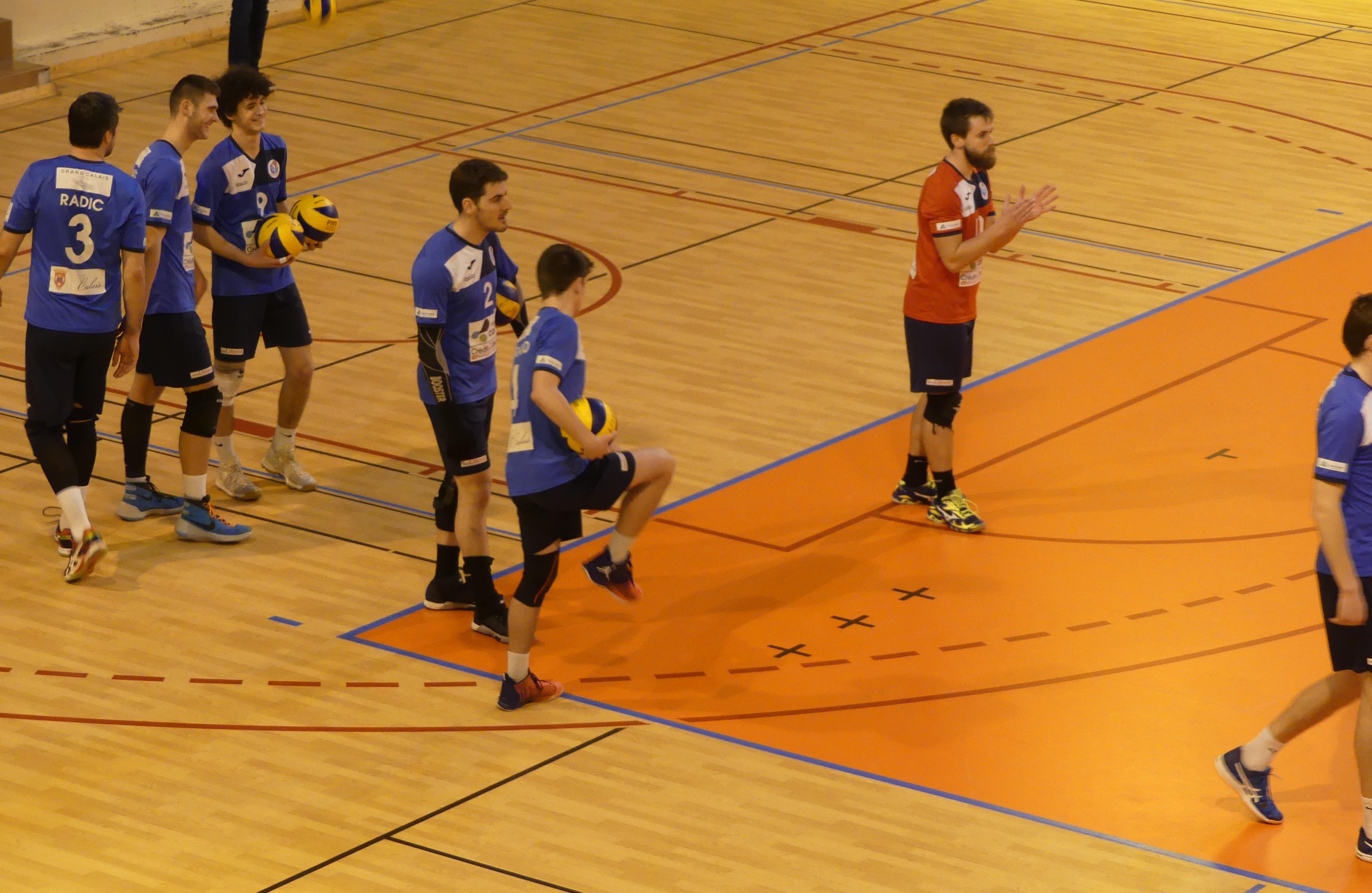 équipe volley féminin mulhouse